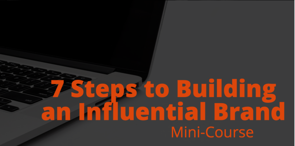 7 steps to becoming an influencer product image